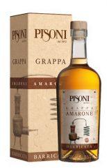 Grappa Amarone Pisoni